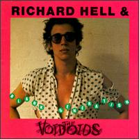 richard hell and the voidoids blank generation album review