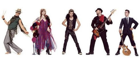 scissor sisters albums discos review fotos pictures biografia biography