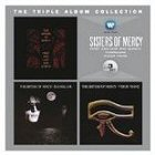 the sisters of mercy triple album collection album cover portada