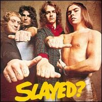 slade slayed album cover portada
