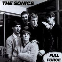 the sonics garage rock discos biografia