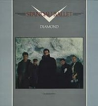 spandau ballet diamonds cover portada disco review critica
