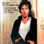 bruce springsteen darkness on the edge of town album cover portada