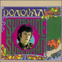 donovan sunshine superman review critica album cover portada