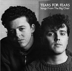 tears for fears songs from the big chair album disco cover portada