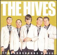 the hives tyrannosaurus hives album review