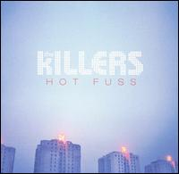 the killers hot fuss cover portada