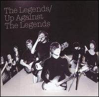 the legends up against the legends cover portada