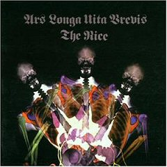 the nice ars longa vita brevis album disco cover portada