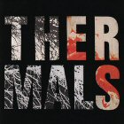 the thermals desperate ground disco album cover portada