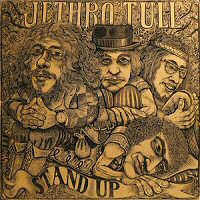jethro tull stand up album disco cover portada