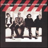 u2 how to dismantle an atomic bomb album cover portada