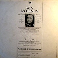van morrison astral weeks back cover contraportada