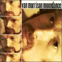 van morrison moondance album cover review
