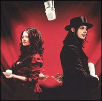 the white stripes get behing me satan