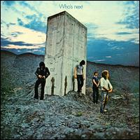 the who whos next album portada cover
