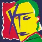 xtc drums and wires album cover portada