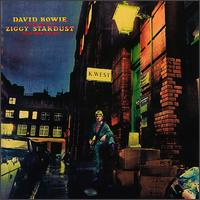 ziggy stardust album review disco portada cover