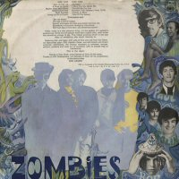 the zombies album review back cover