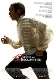 12 years to slave anos de esclavitud cartel poster review movie