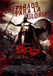 300 cartel pelicula lena headey movie poster