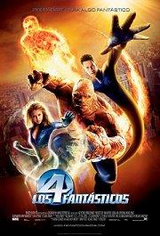 Los 4 fantasticos (2005) de Tim Story