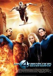 Los 4 Fantásticos y Silver Surfer (2007) de Tim Story