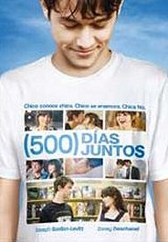 500 dias juntos summer movie cartel poster pelicula