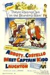 Abbott y Costello Contra El Capitán Kidd – Charles Lamont – En Papel