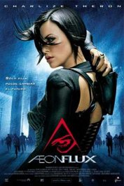 charlize theron aeon flux personajes