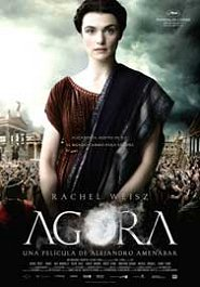 agora cartel poster pelicula movie