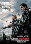 al filo del manana edge of tomorrow poster cartel trailer estrenos de cine