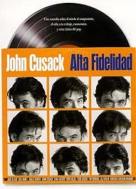 alta fidelidad movie poster review hi fidelity