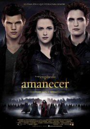 amanecer cartel poster breakdawn movie review