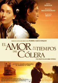 el amor en los tiempos del colera cartel pelicula poster movie love in the time of cholera