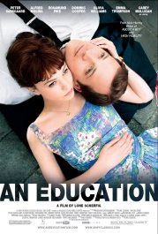 an education cartel poster movie pelicula