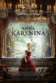 anna karenina movie poster película cartel