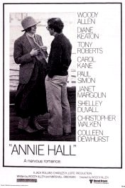 annie hall poster cartel critica review