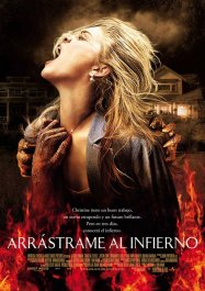 arrastrame al infierno movie poster cartel pelicula