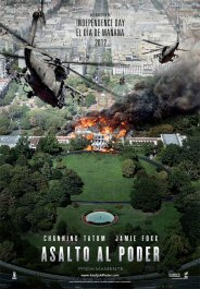 asalto al poder white house down movie poster review cartel