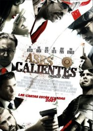 ases calientes pelicula cartel poster