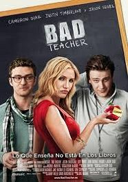 bad teacher movie poster cartel pelicula review critica