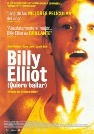 billy elliot movie poster cartel pelicula review