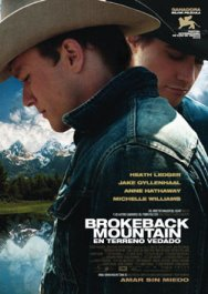 brokeback mountain cartel poster pelicula