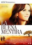 la buena mentira the good lie poster cartel trailer estrenos de cine