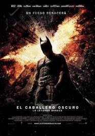 El Caballero Oscuro. La Leyenda Renace (2012) de Christopher Nolan