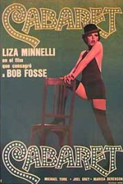 cabaret movie poster cartel pelicula review