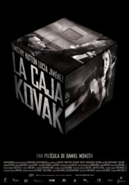 la caja kovak cartel pelicula movie poster