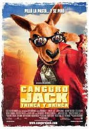 canguro jack cartel poster