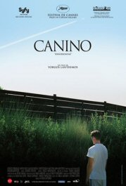 canino cartel poster